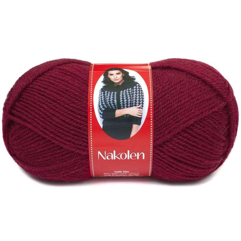 Нитки турция для вязания nako 13